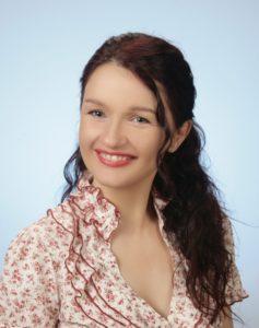 Joanna Stelmach - psycholog, psychoterapeuta